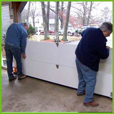 Garage Door Shop Repairs Merchantville, NJ 856-532-0166